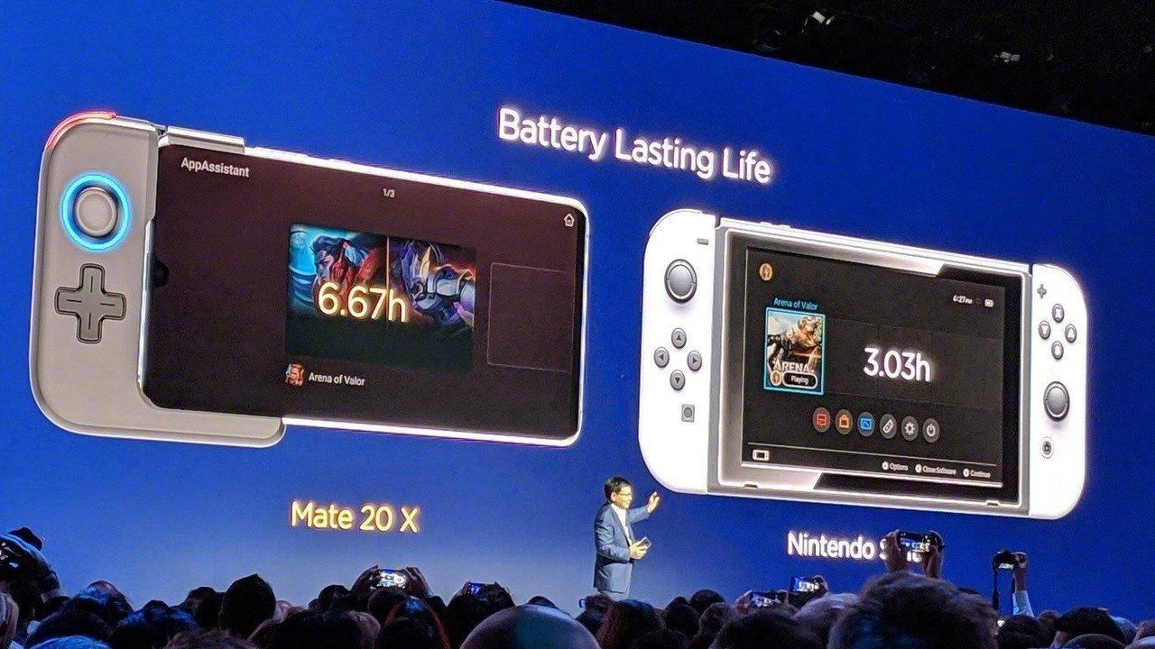 Huawei Is Launching A New Gaming Phone To Rival The Switch