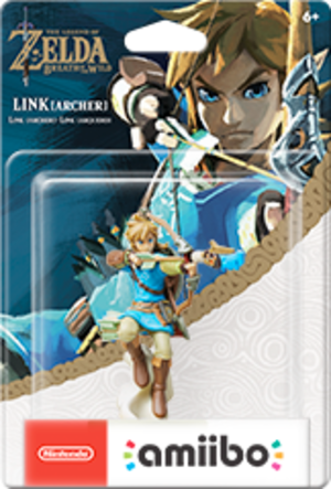 Link Archer amiibo Pack