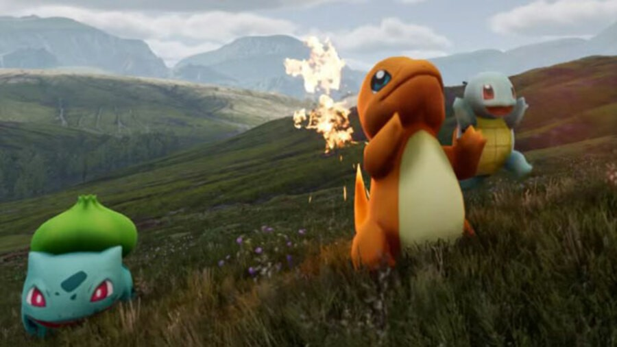 Unreal Pokemon