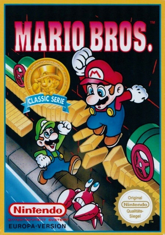 Poll Box Art Brawl 28 Mario Bros Nintendo Life