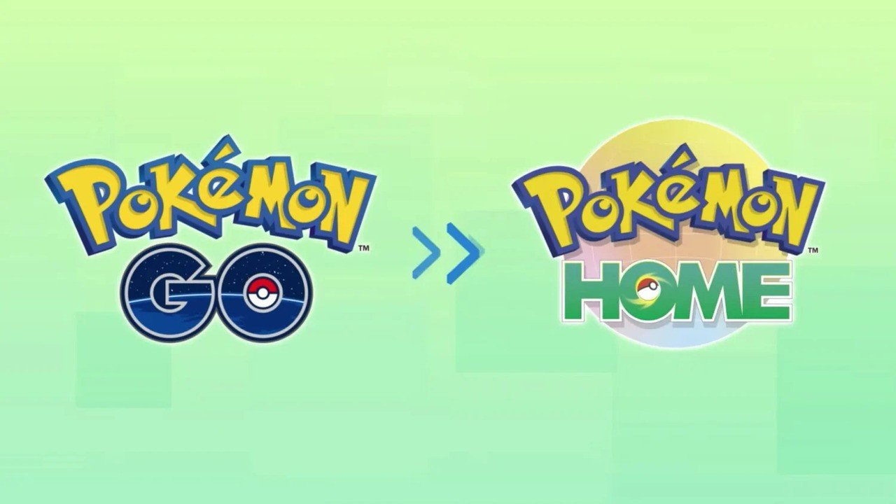 Pokemon Home Pokemon Go Connectivity Is Now Live It S Just Not Available To Everyone Yet Nintendo Life