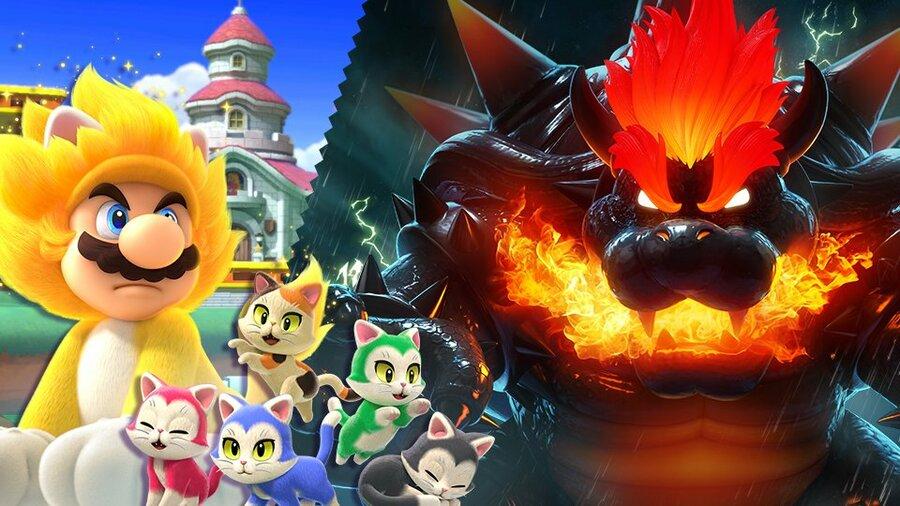 Super Mario x Smash Bros