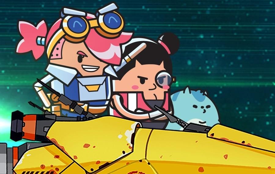Potatos In Space