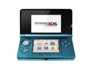 This 3DS is feeling blue