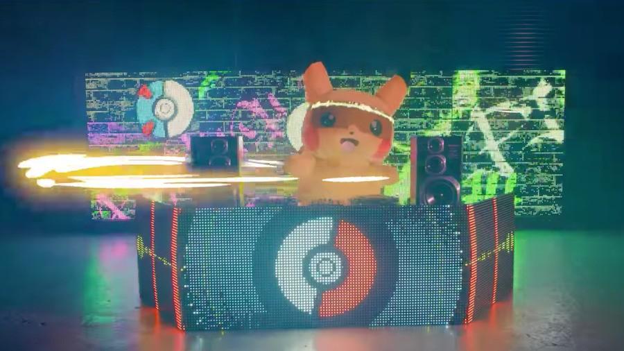 DJ Pikachu