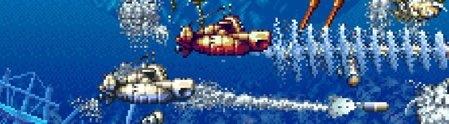 Arcade Archives In The Hunt (Switch eShop)