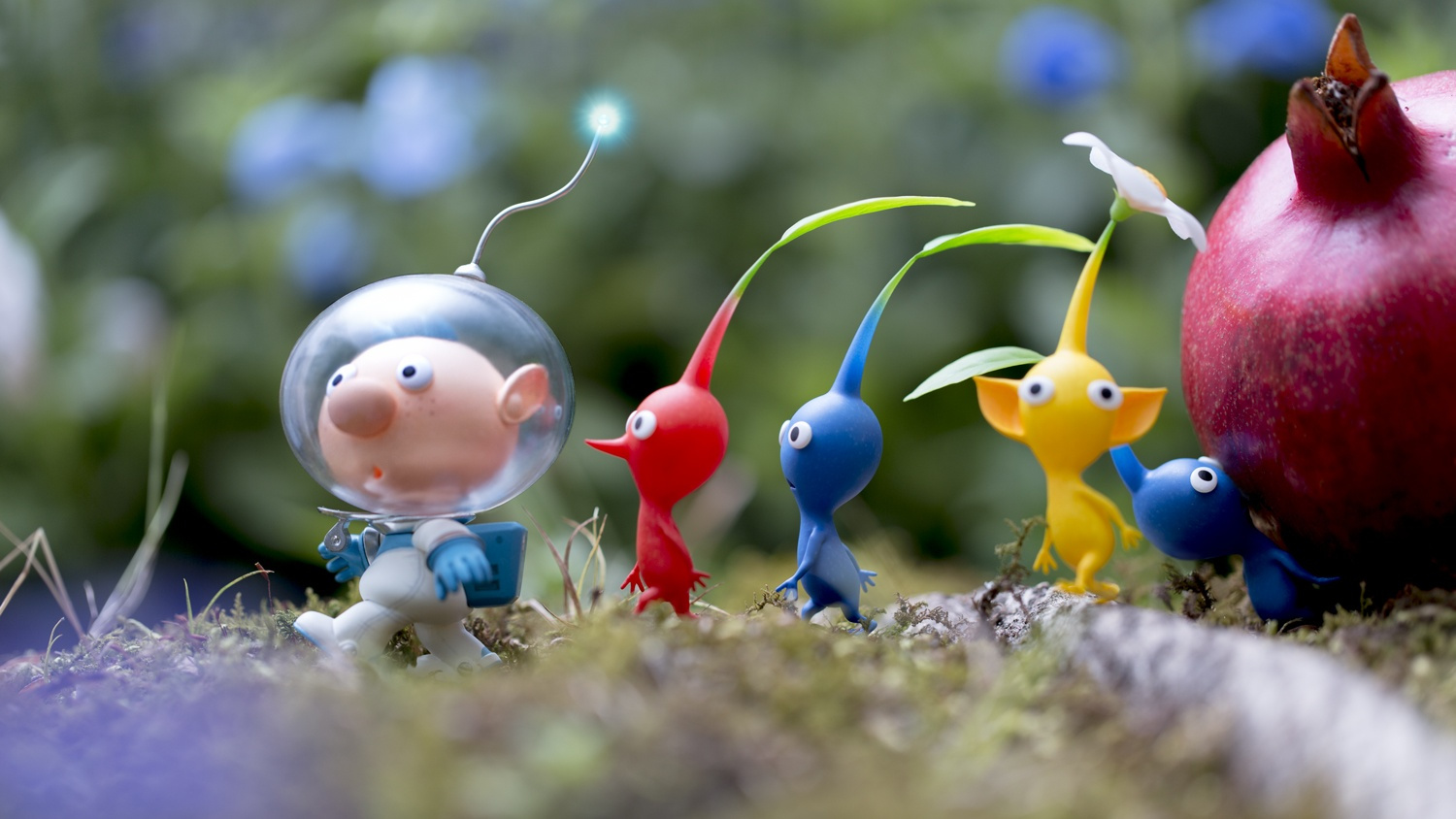 Pikmin 3 Deluxe 19 Glorious Screenshots Box Art File Size And