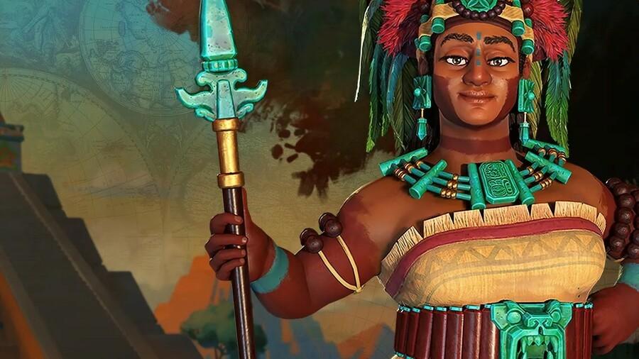Maya Civ 6