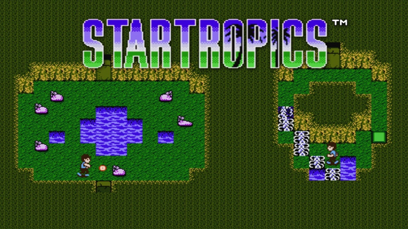 Nintendo Forgot That You Can't Complete StarTropics Without