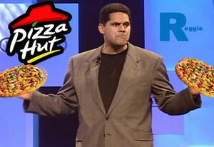 Reggie's got your appetite covered