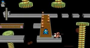 Mega Man with a side order of 2.5D - yes please!