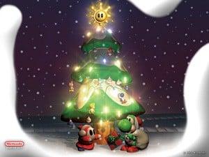 Happy Christmas from Nintendo!