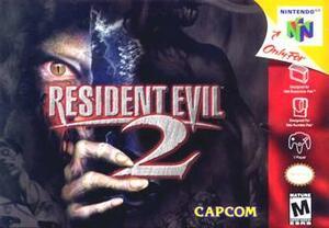 Resident Evil's Nintendo debut