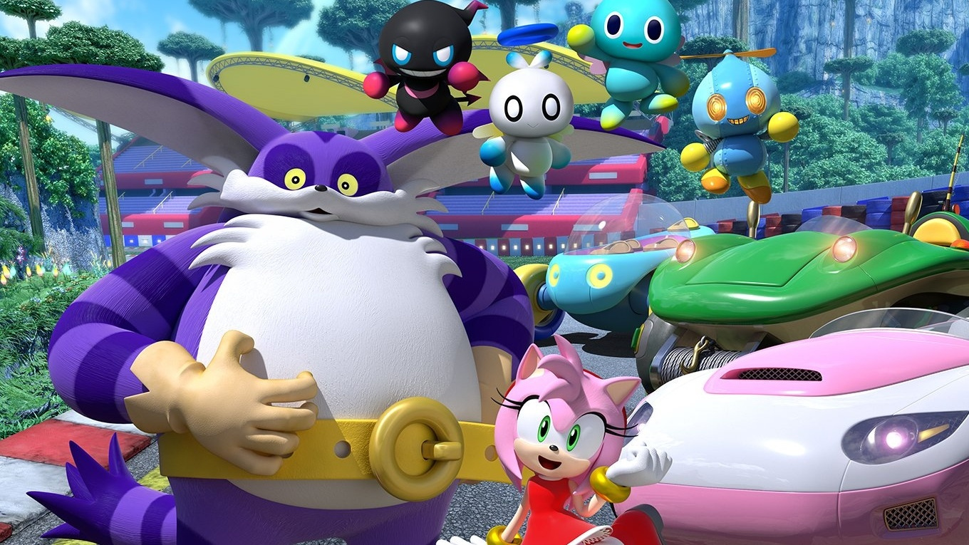 There's No Need To Worry About Paid DLC Or Microtransactions In Team Sonic Racing