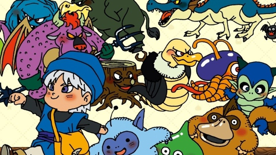 Dragon Quest Color