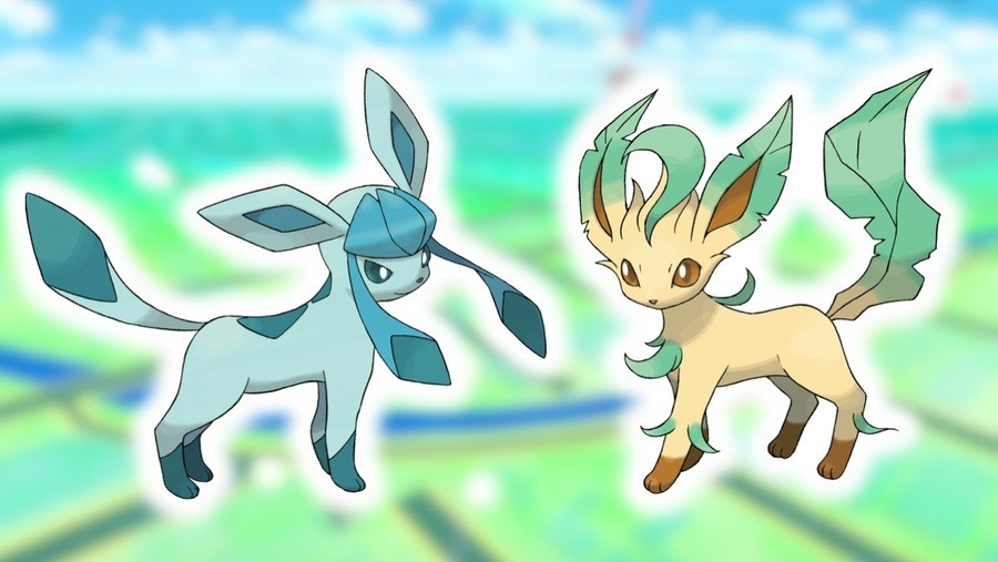 Leafeonglaceon