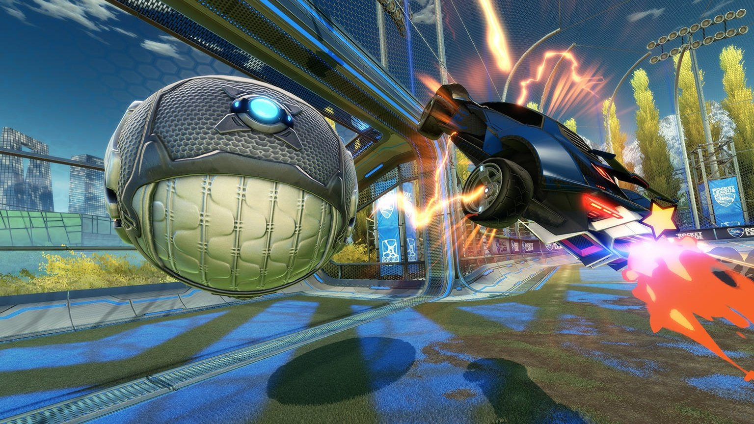 Psyonix Says Goodbye To Paid And Randomised Crates In Rocket League