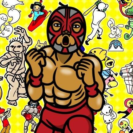 The Wrestler (Rhythm Heaven)
