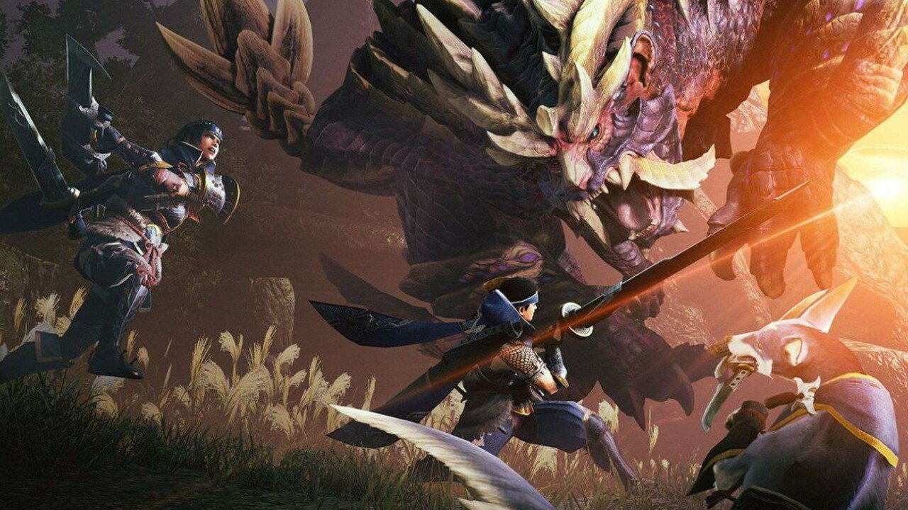 Talking Point: Could Monster Hunter Rise Hint At New Switch Hardware On The Horizon? - Nintendo Life