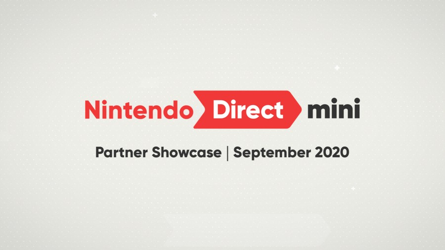 Nintendo Direct Mini Partner Showcase Sept 2020