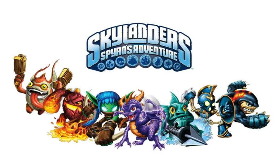 Skylanders Spyro Adventure