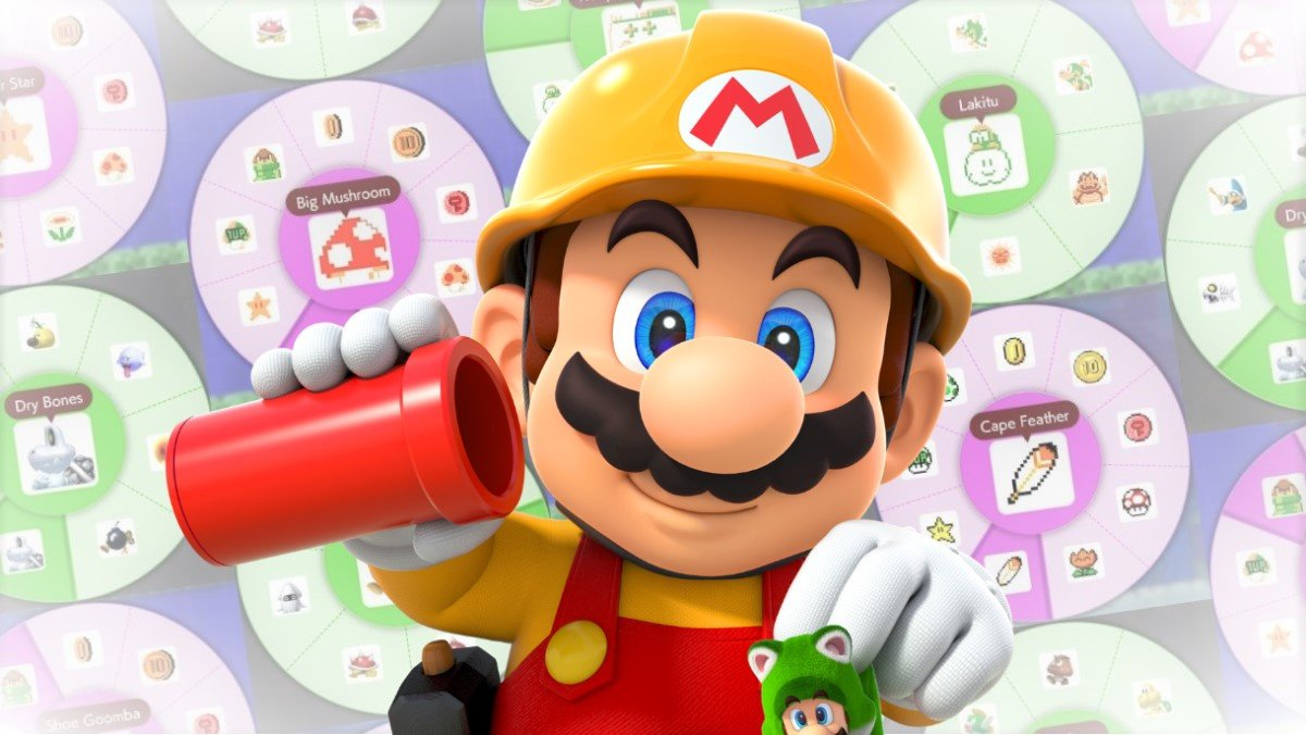 How To Use All Power Ups In Super Mario Maker 2 Guide Nintendo