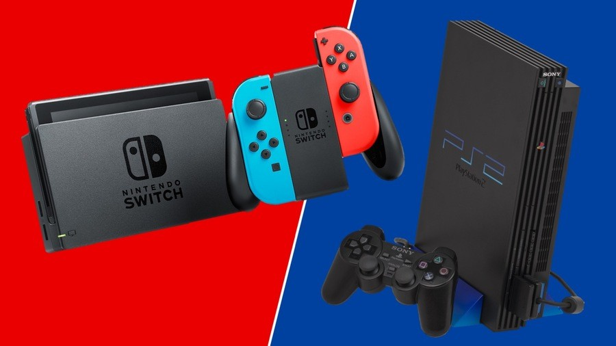 Switch Ps2