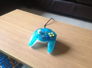 Unorthodox…for an N64 controller