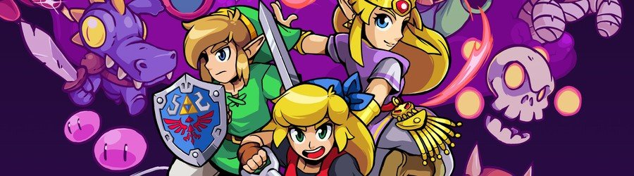 Cadence of Hyrule: Crypt of the NecroDancer Featuring The Legend of Zelda (Switch eShop)