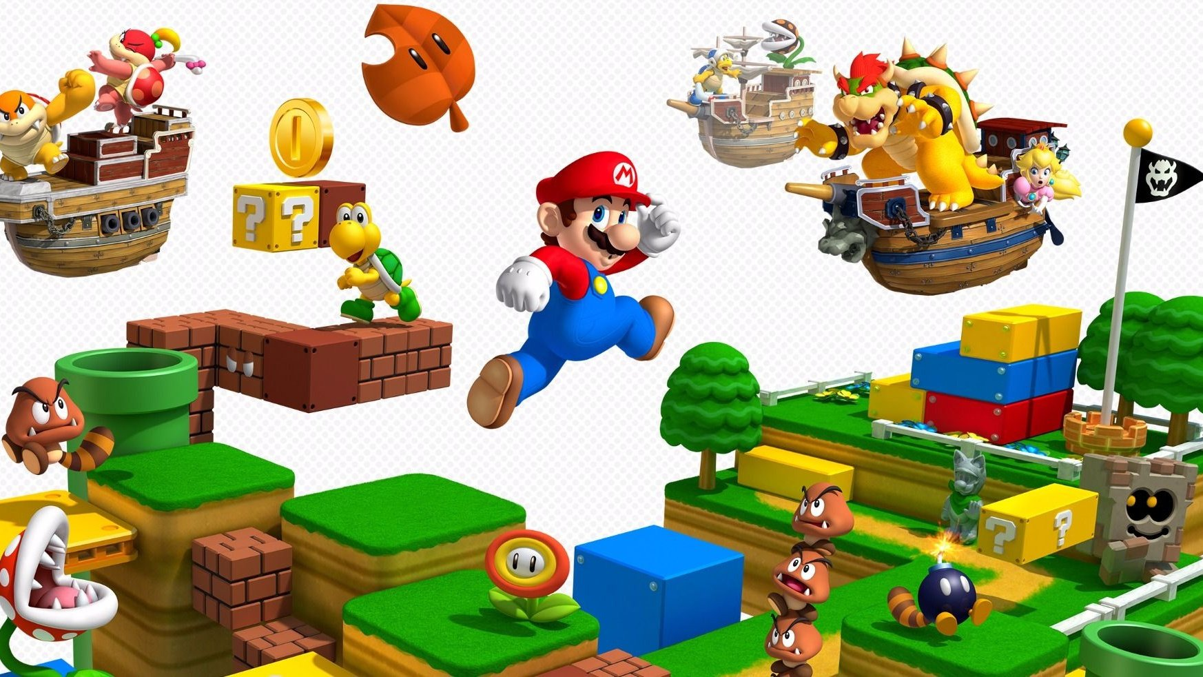 Get Discounts On Super Mario Games And More With My Nintendo Rewards (Europe)