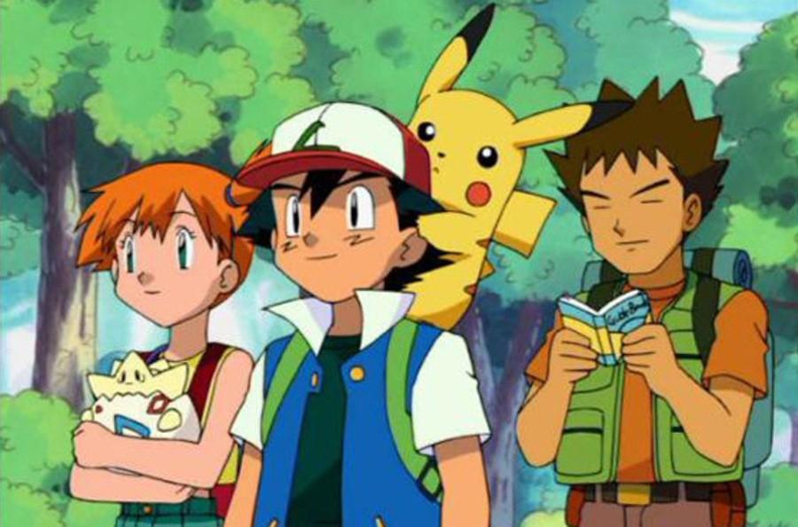 Pokemon Television Series