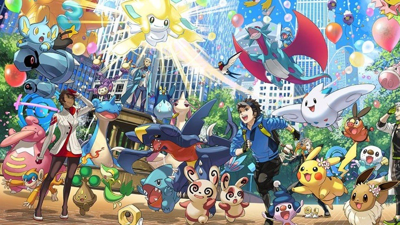 """Image result for Pokémon Go Never Went Away - 2019 Was Its Most Lucrative Year Ever"""""""
