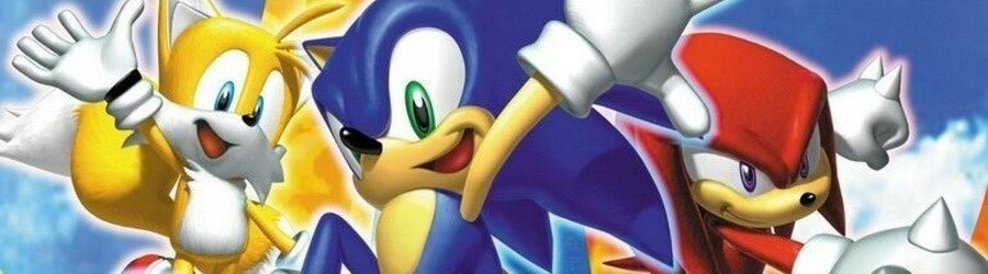 Sonic Heroes (GCN)