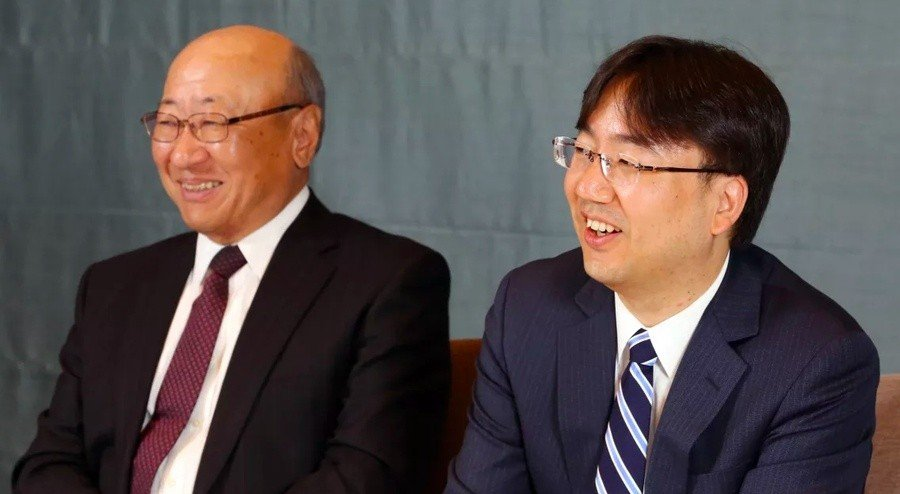 Nintendo Presidents