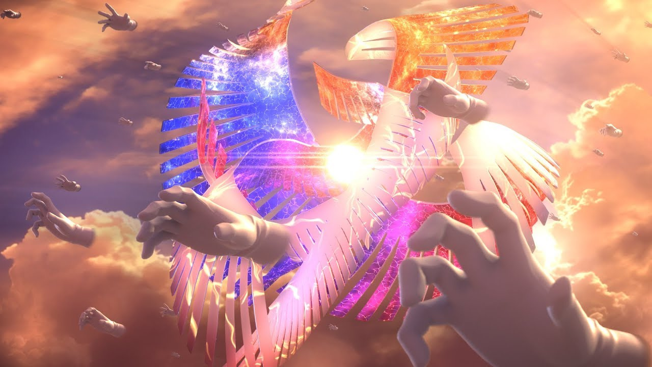 super smash bros brawl phoenix wings wii