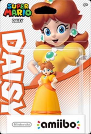 Daisy amiibo Pack