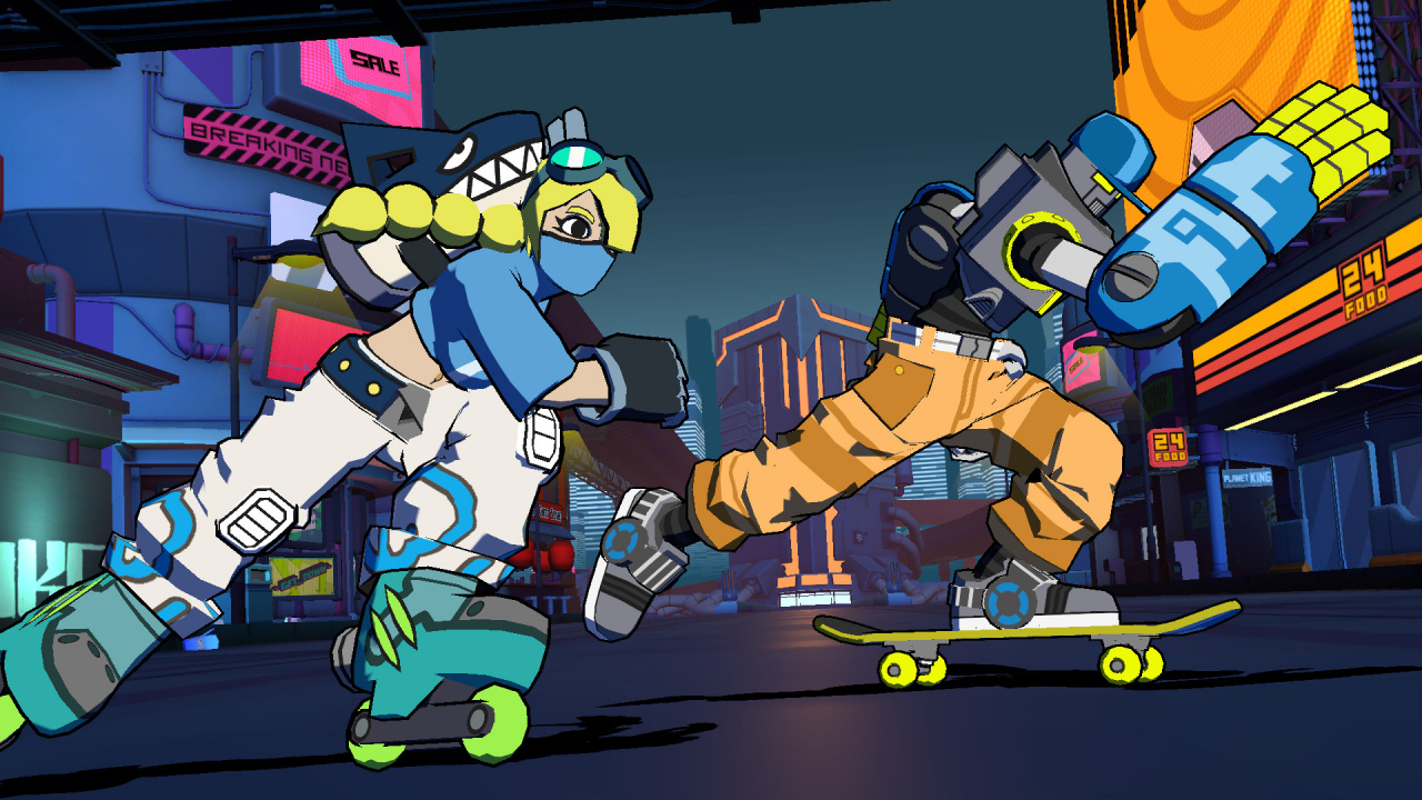 Projectile-Fighting Game Lethal League Blaze Expected To Release In The West Next Month