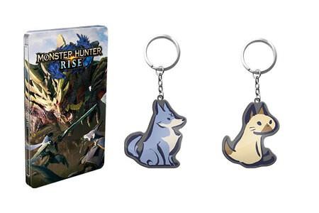 Monster Hunter Rise Pre-Order Bonus