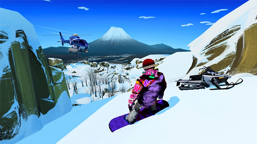 SnowboardingTheNextPhase