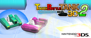 Touch Battle Tank 3D 2