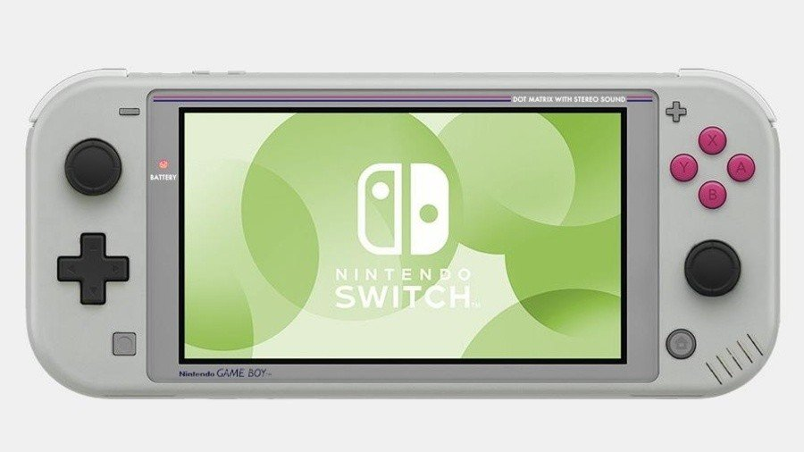 Game Boy - Nintendo Switch Lite