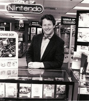 Phillips was arguably one of the key figures behind the success of the NES in the '80s