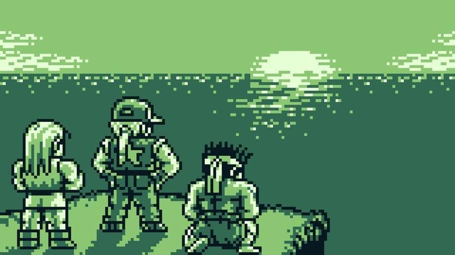 Fatal Fury 2 Game Boy