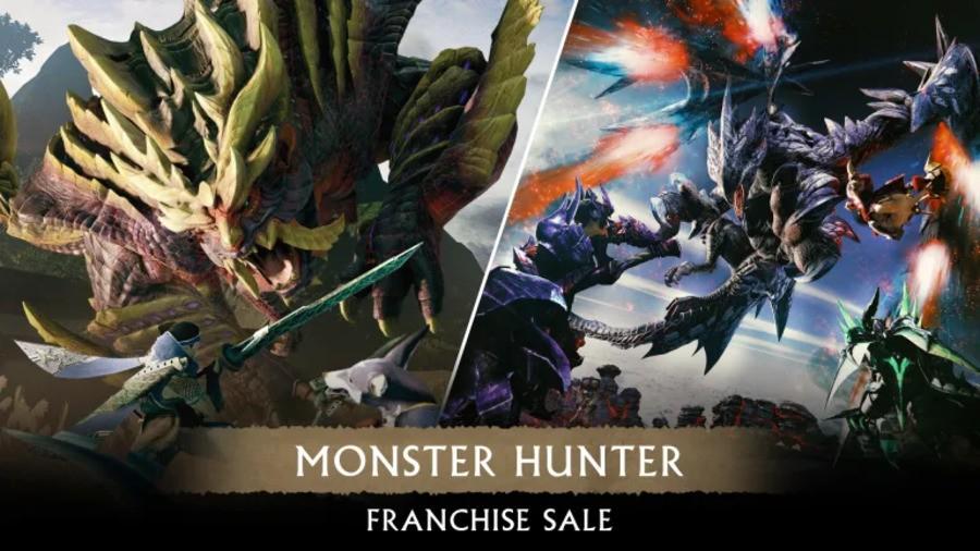 Monster Hunter Sale
