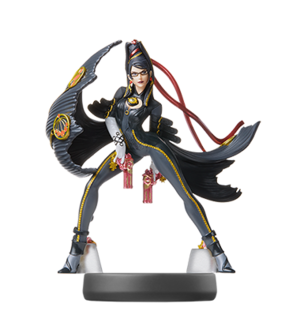 Bayonetta - Player 2 amiibo