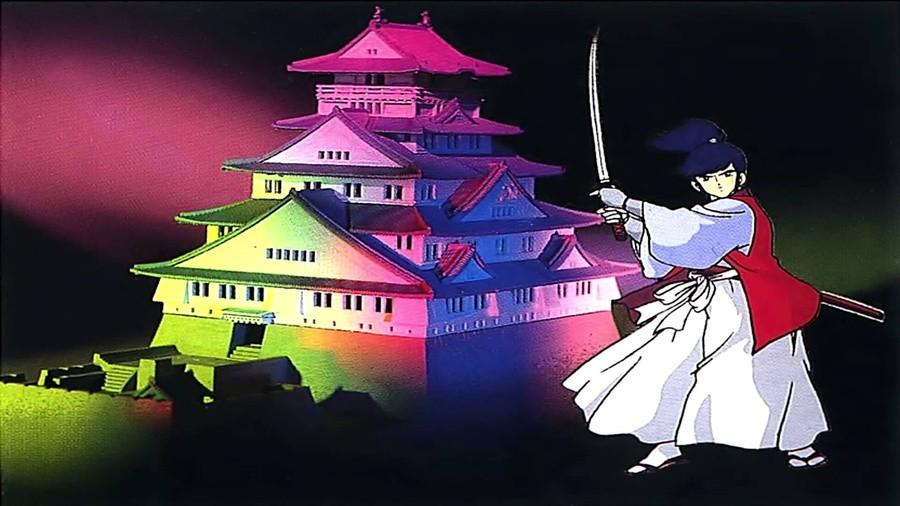 The Mysterious Murasume Castle.original
