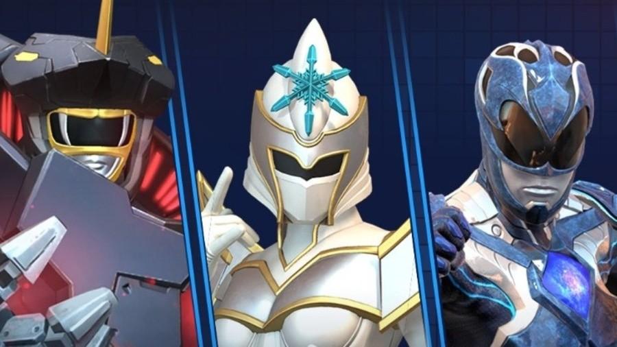Power Rangers Update One