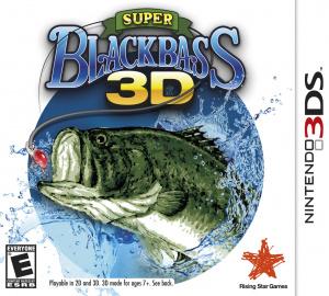 Super Black Bass 3D