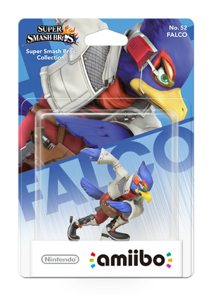 Falco amiibo Pack