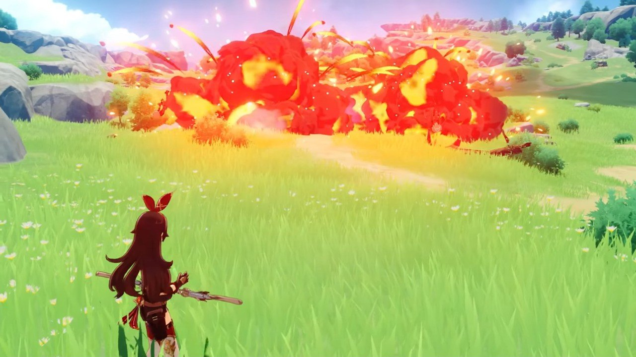 Genshin Impact Dev Responds To Breath Of The Wild Clone Comments Insists It S A Very Different Experience Nintendo Life